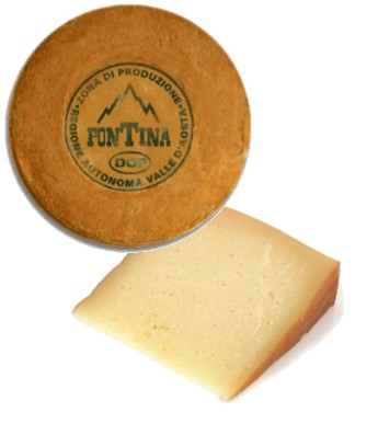 Fontina & Gruyere Cheese
